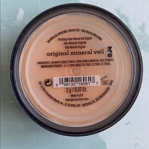 Bareminerals original mineral Veil setting powder